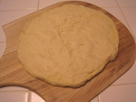 pizza dough 00