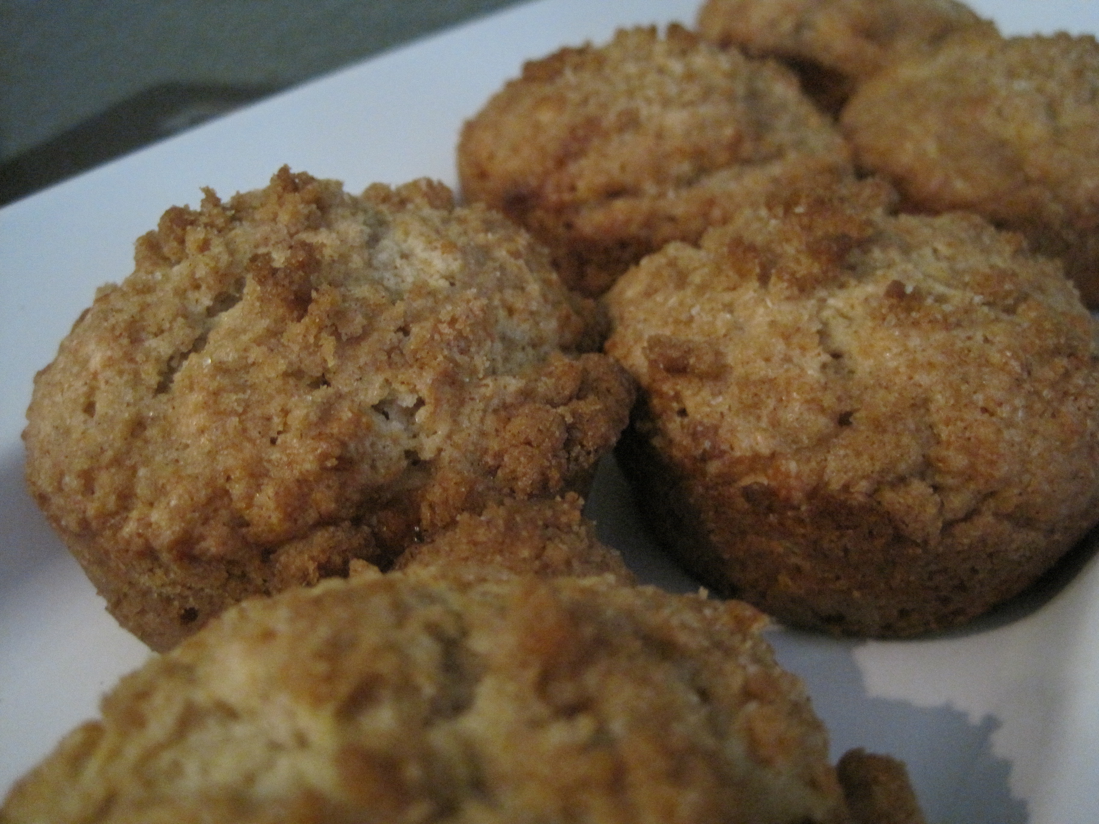 Buttermilk Coffee Cake Muffins | Confectionist Confessions